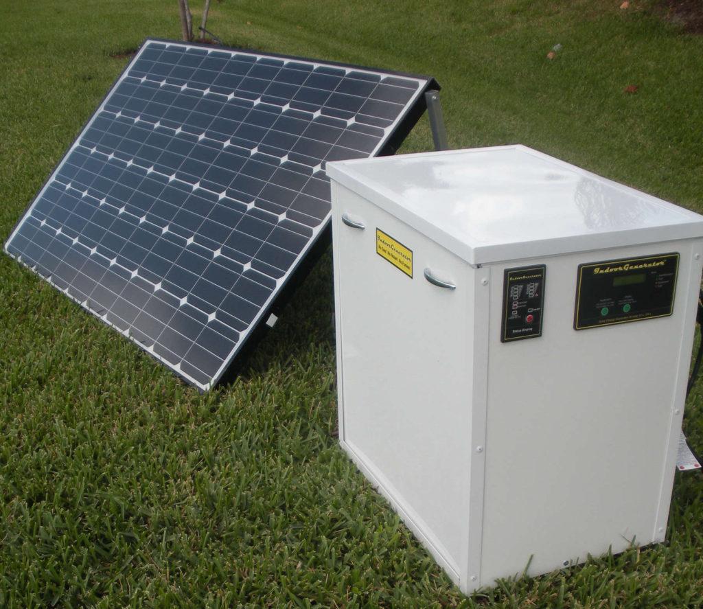 Solar Generators Green Notions Green Notions